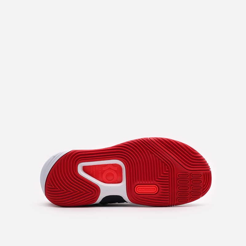 мужские чёрные, красные  кроссовки nike kd14 CW3935-006 - цена, описание, фото 5