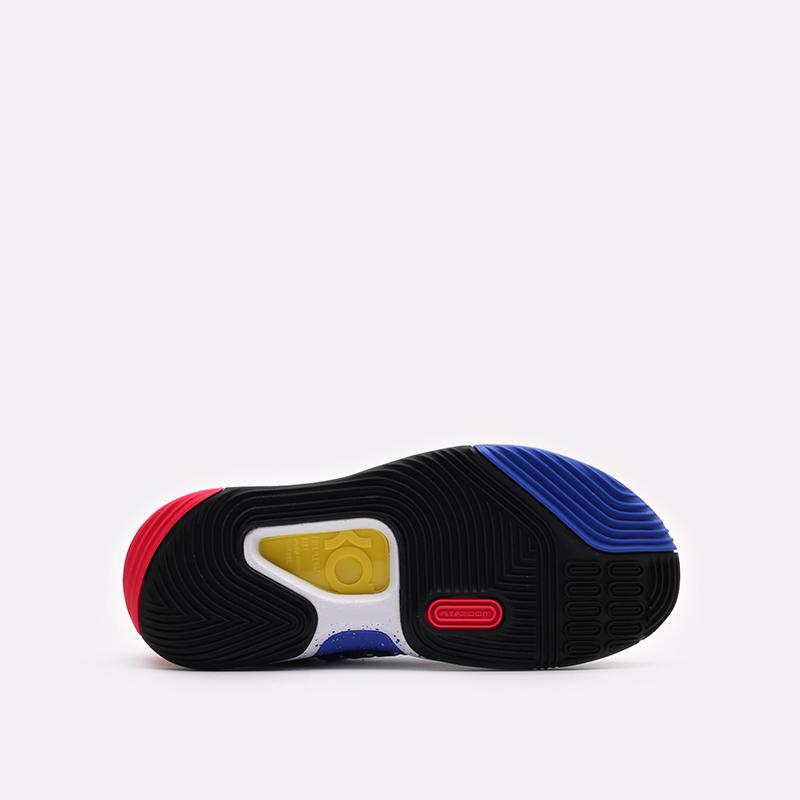 мужские разноцветные  кроссовки nike kd14 CW3935-004 - цена, описание, фото 5