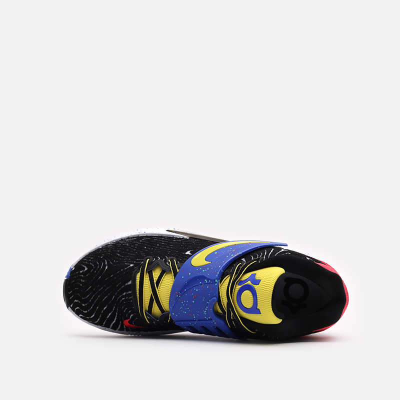 мужские разноцветные  кроссовки nike kd14 CW3935-004 - цена, описание, фото 6