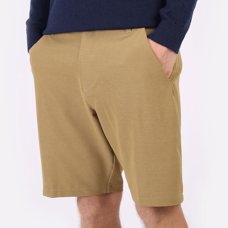 мужские бежевые  шорты  puma 101 short 59580805 - цена, описание, фото 1