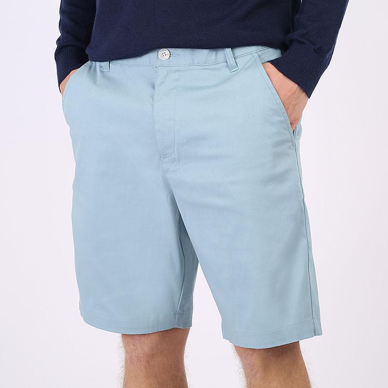 мужские голубые  шорты  puma latrobe short 59812506 - цена, описание, фото 1