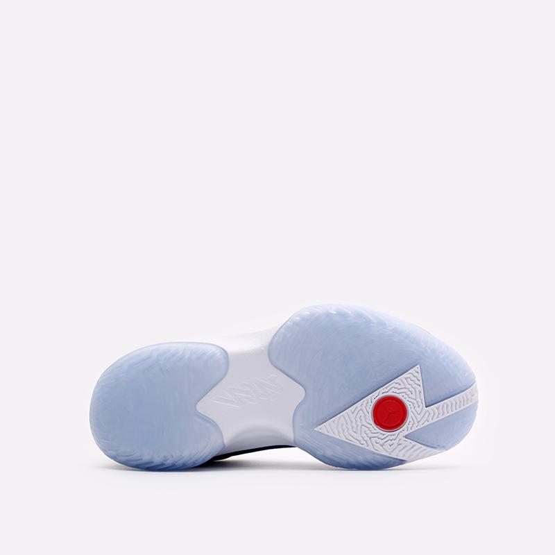 женские синие баскетбольные кроссовки Jordan Zion 1 (GS) DA3131-401 - цена, описание, фото 5