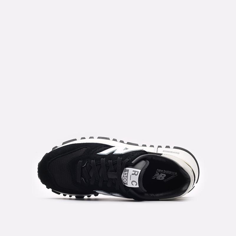 чёрные  кроссовки new balance 1300 x tokyo design studio C-MS1300BG/D - цена, описание, фото 6