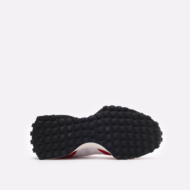 мужские красные, белые  кроссовки new balance 327 C-MS327LD1/D - цена, описание, фото 5