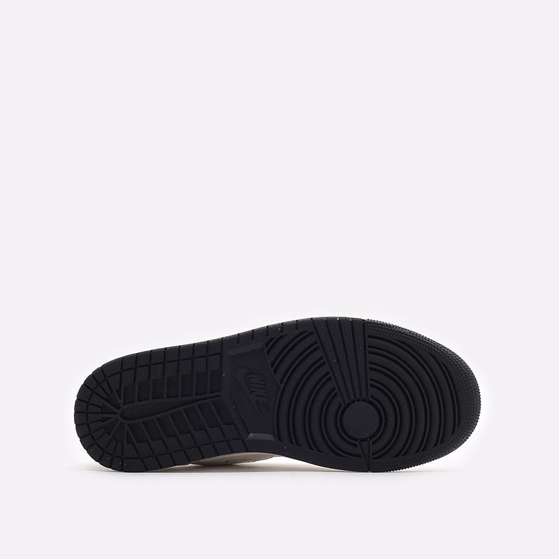 мужские бежевые кроссовки Jordan 1 Low SE DM3528-100 - цена, описание, фото 5