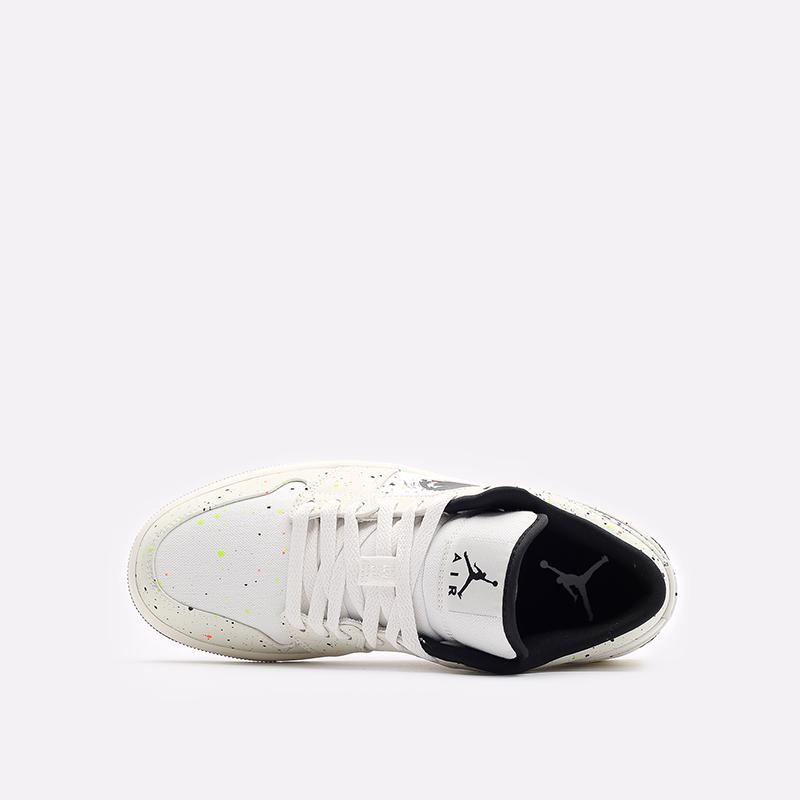 мужские бежевые кроссовки Jordan 1 Low SE DM3528-100 - цена, описание, фото 6