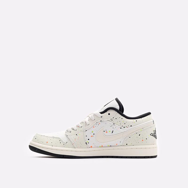 мужские бежевые кроссовки Jordan 1 Low SE DM3528-100 - цена, описание, фото 2