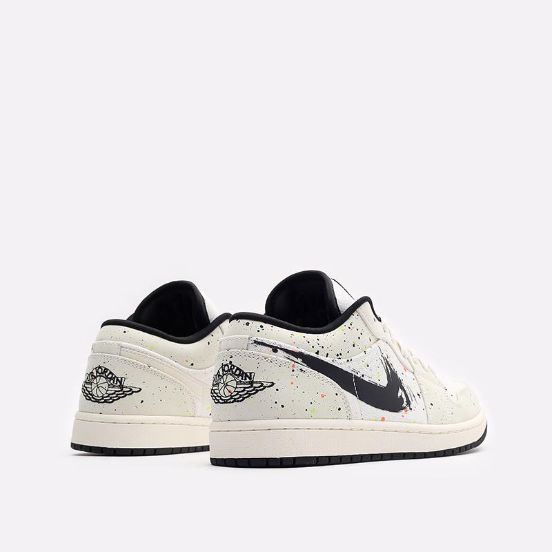 мужские бежевые кроссовки Jordan 1 Low SE DM3528-100 - цена, описание, фото 3