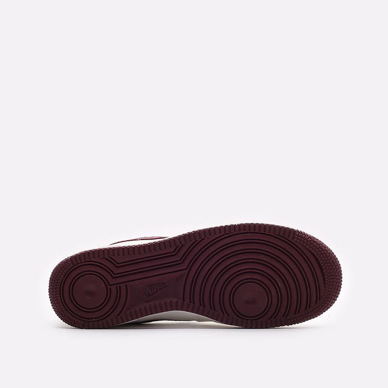 мужские бежевые кроссовки Nike Air Force 1 '07 Craft DB4455-100 - цена, описание, фото 5