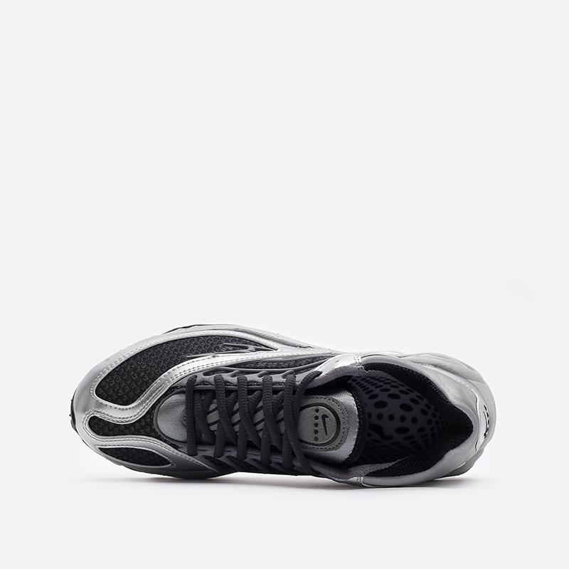 мужские серые, чёрные  кроссовки nike air tuned max DC9288-001 - цена, описание, фото 6