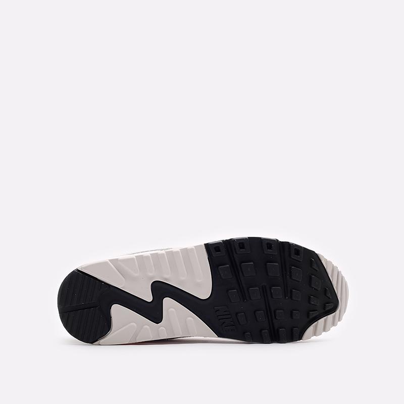 женские бежевые  кроссовки nike wmns air max 90 se DA8709-100 - цена, описание, фото 5