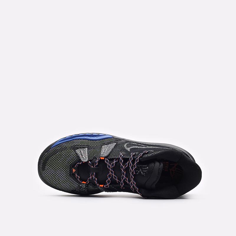 женские черные баскетбольные кроссовки Nike Kyrie 7 (GS) CT4080-007 - цена, описание, фото 6