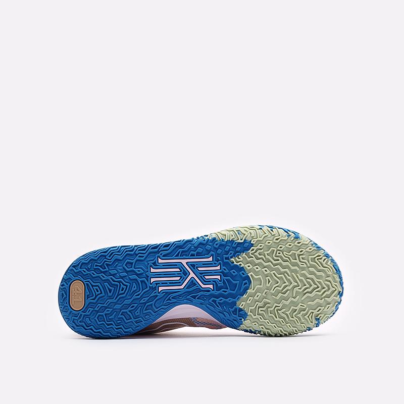 розовые баскетбольные кроссовки Nike Kyrie 7 CQ9326-600 - цена, описание, фото 5