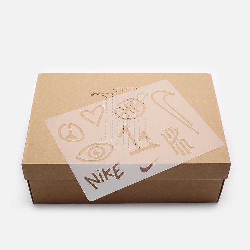 розовые баскетбольные кроссовки Nike Kyrie 7 CQ9326-600 - цена, описание, фото 7