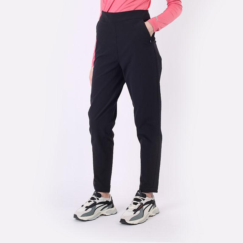 женские черные  брюки puma sundown pant  59772101 - цена, описание, фото 1