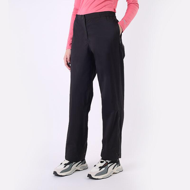 женские черные  брюки puma w storm pant 57229401 - цена, описание, фото 1