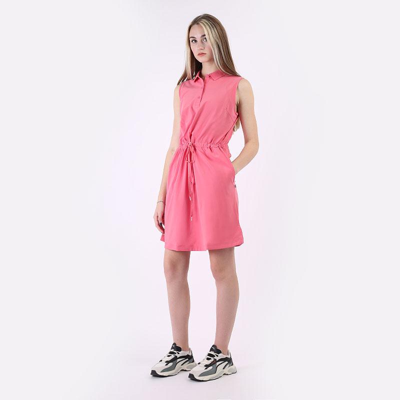 женское розовое платье PUMA Sleeveless Dress 59582802 - цена, описание, фото 1
