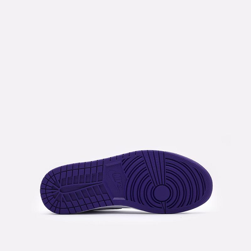 женские белые  кроссовки jordan wmns 1 high og CD0461-151 - цена, описание, фото 5