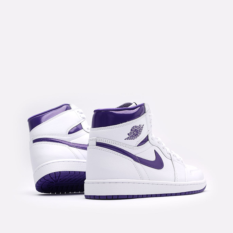 женские белые  кроссовки jordan wmns 1 high og CD0461-151 - цена, описание, фото 3
