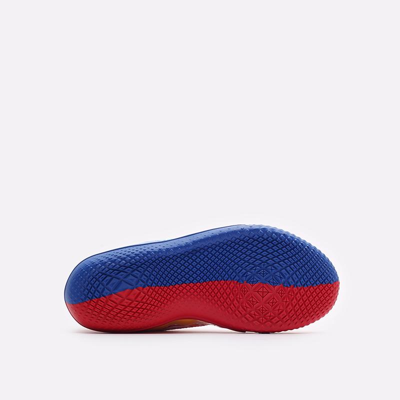 мужские синие баскетбольные кроссовки Converse All Star BB Evo Mid 171310 - цена, описание, фото 5