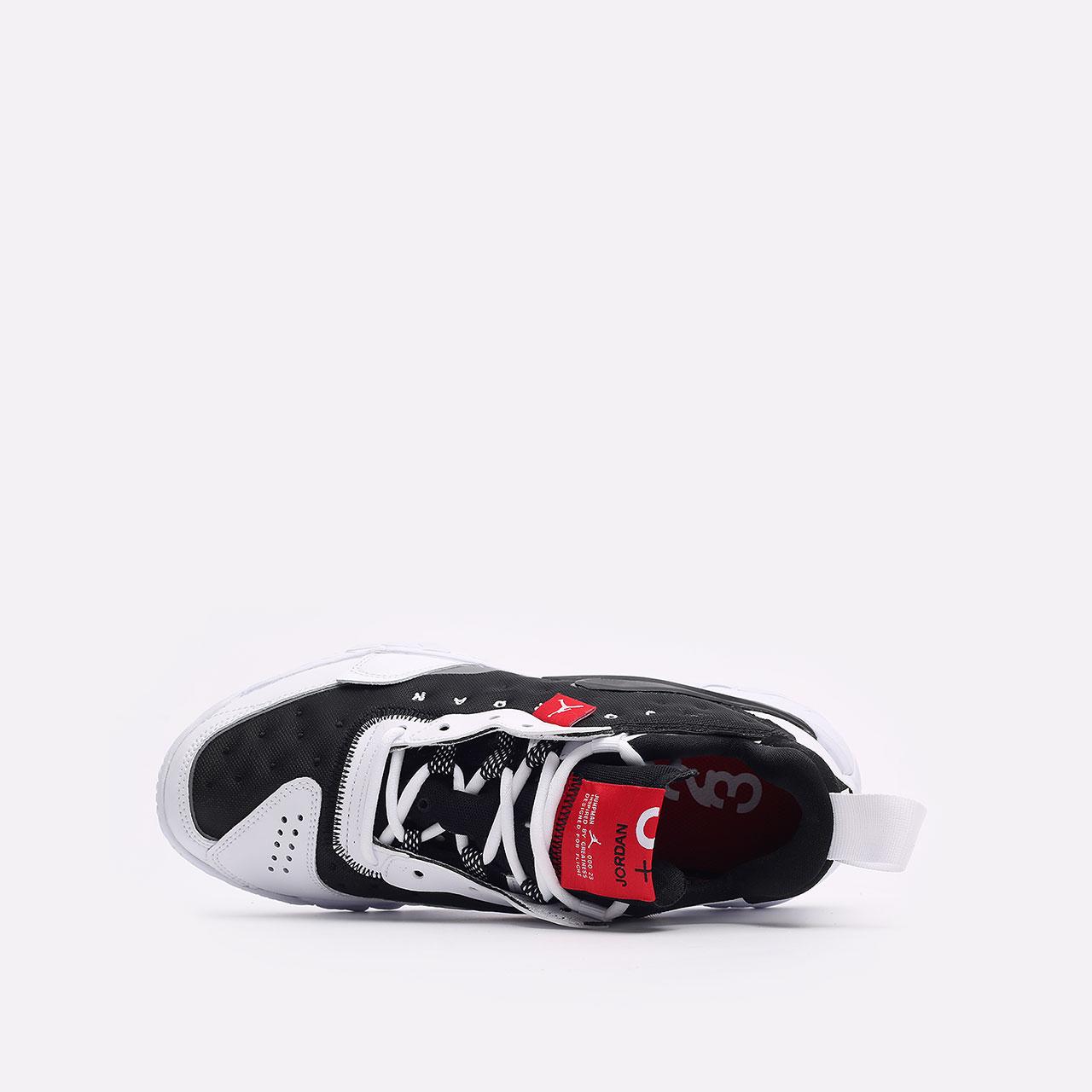 мужские чёрные  кроссовки jordan delta 2 CV8121-011 - цена, описание, фото 6