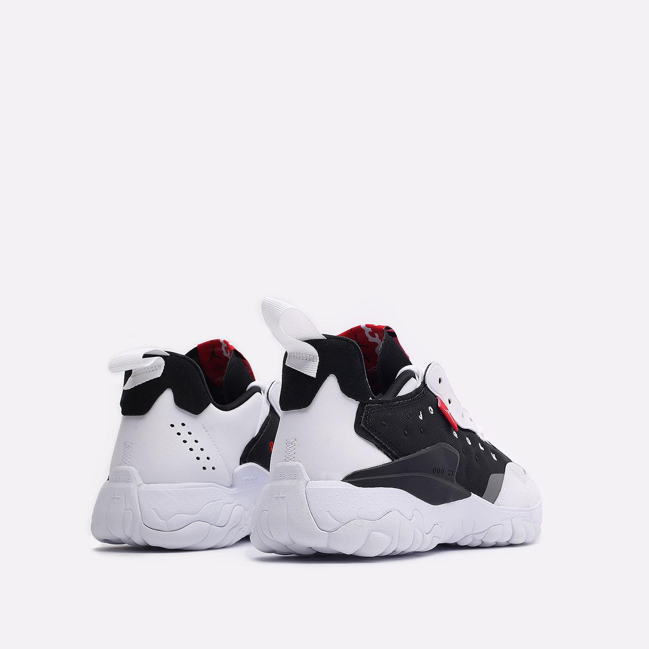 мужские чёрные  кроссовки jordan delta 2 CV8121-011 - цена, описание, фото 3