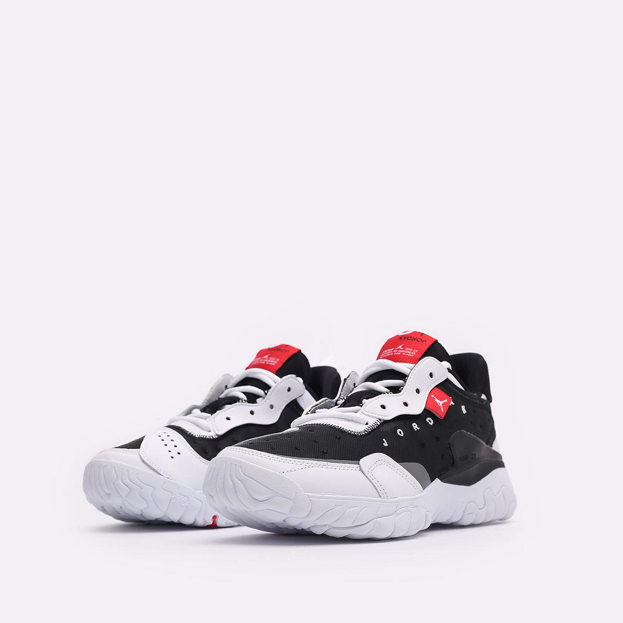 мужские чёрные  кроссовки jordan delta 2 CV8121-011 - цена, описание, фото 4
