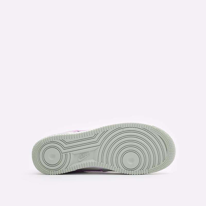 мужские зелёные  кроссовки nike  air force 1 DM9089-001 - цена, описание, фото 5
