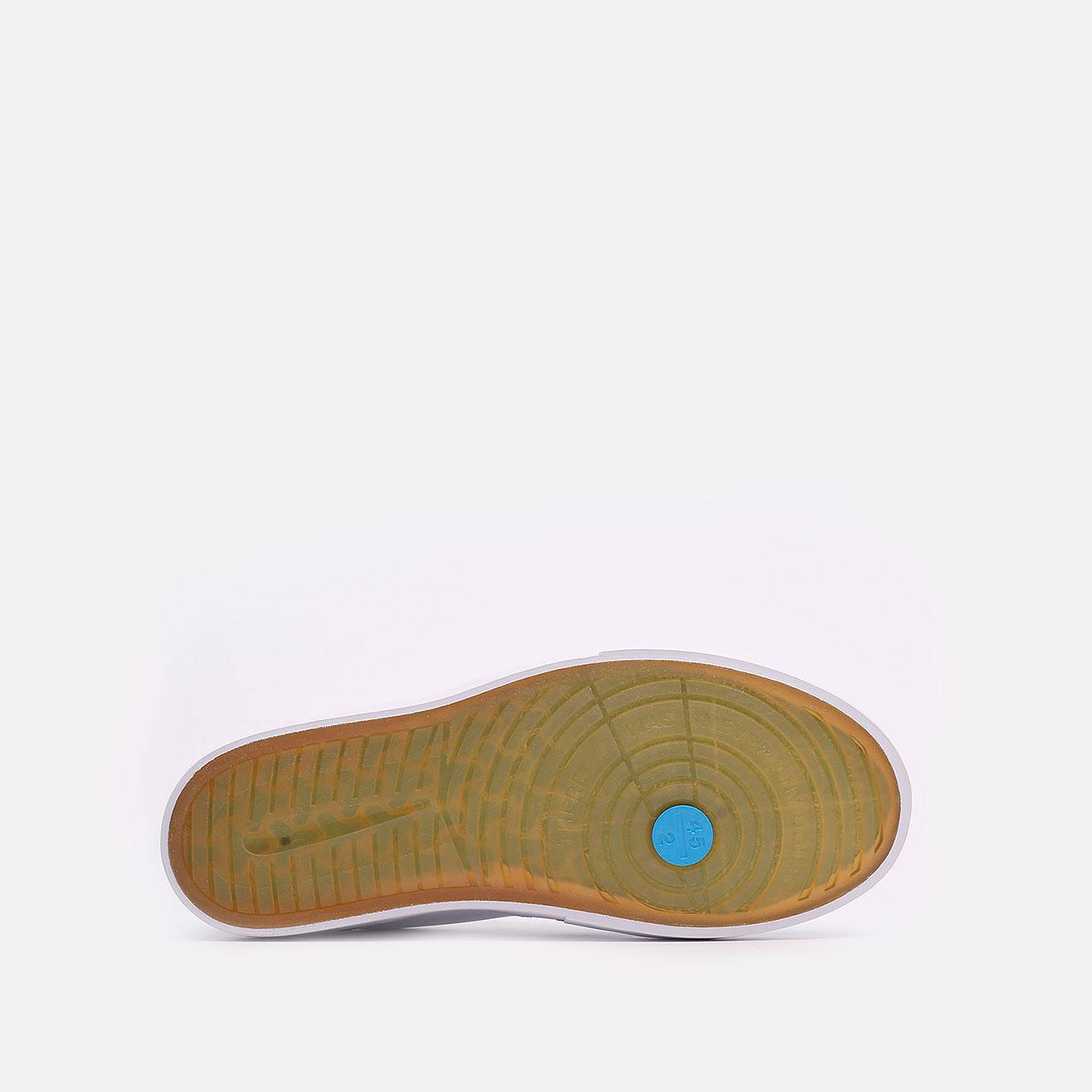мужские голубые, белые  кроссовки jordan series.02 DJ0417-100 - цена, описание, фото 5