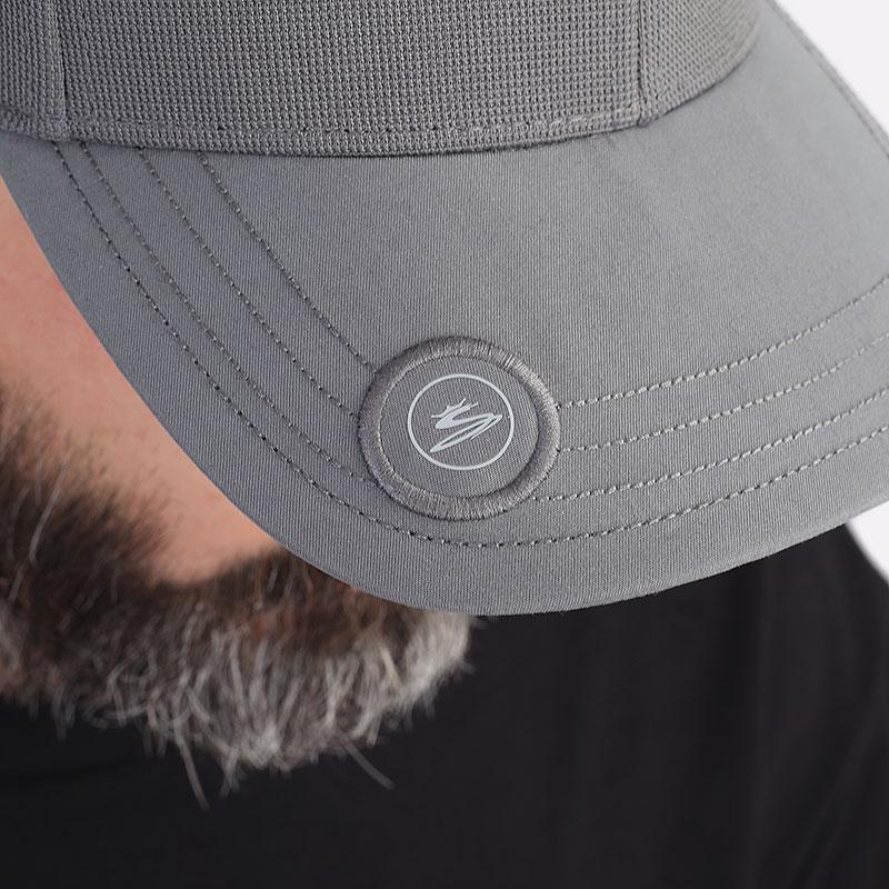 мужскую серую  кепка puma ball marker fitted cap 90926201 - цена, описание, фото 2
