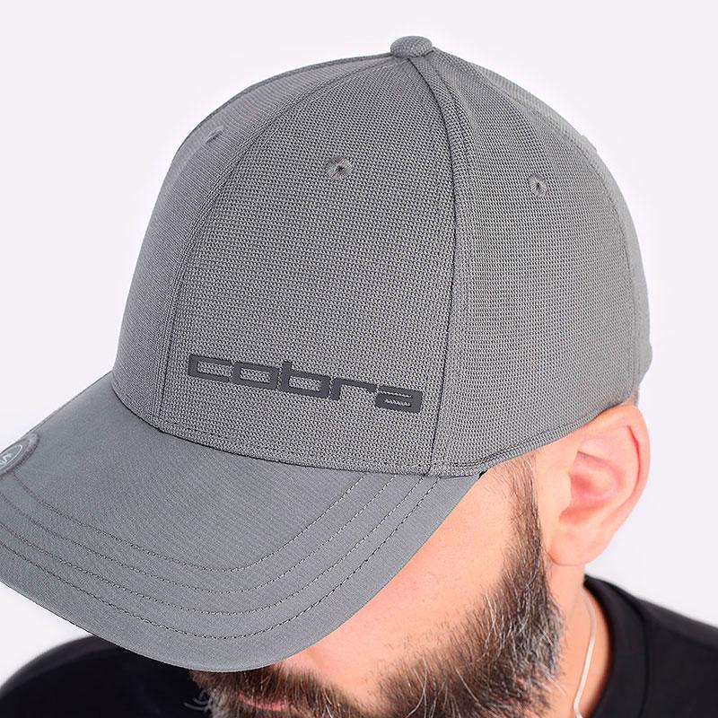 мужскую серую  кепка puma ball marker fitted cap 90926201 - цена, описание, фото 3