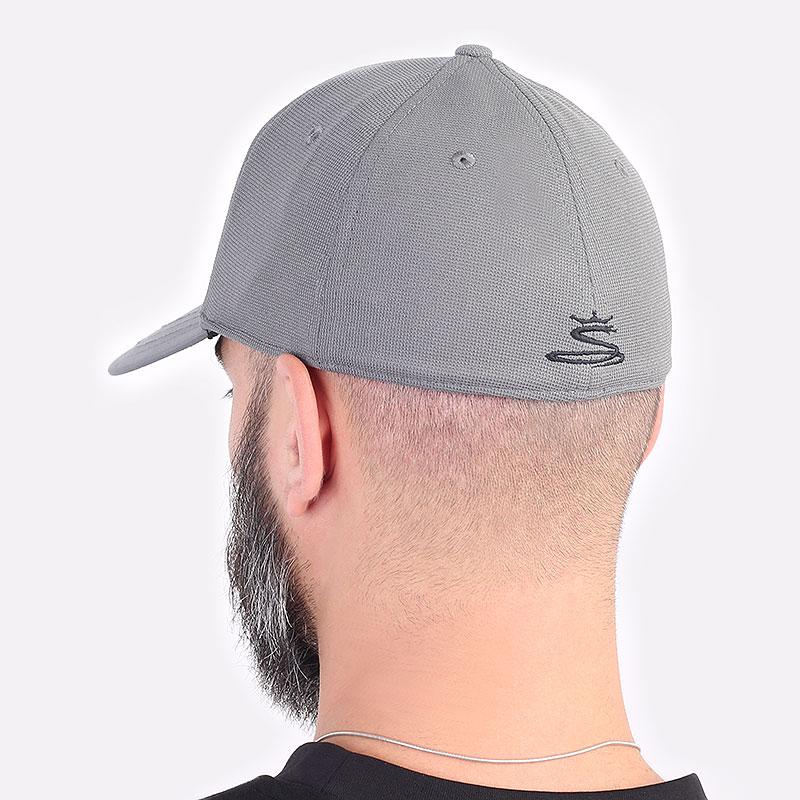 мужскую серую  кепка puma ball marker fitted cap 90926201 - цена, описание, фото 4