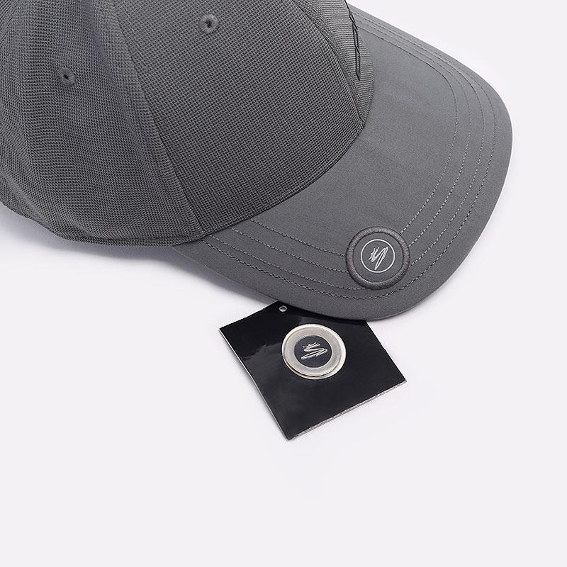 мужскую серую  кепка puma ball marker fitted cap 90926201 - цена, описание, фото 5