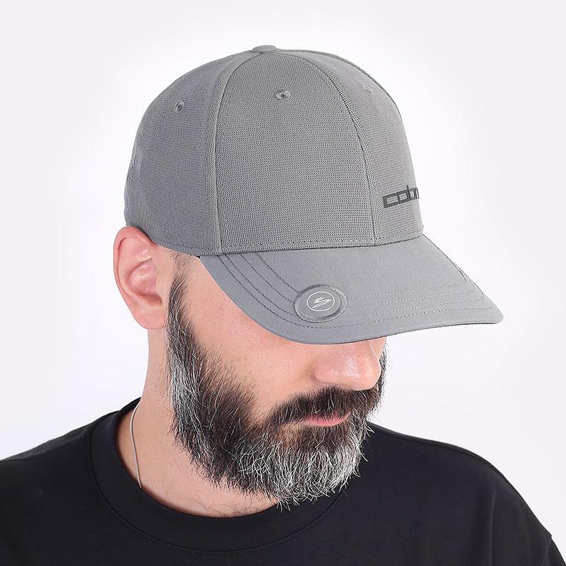мужскую серую  кепка puma ball marker fitted cap 90926201 - цена, описание, фото 1