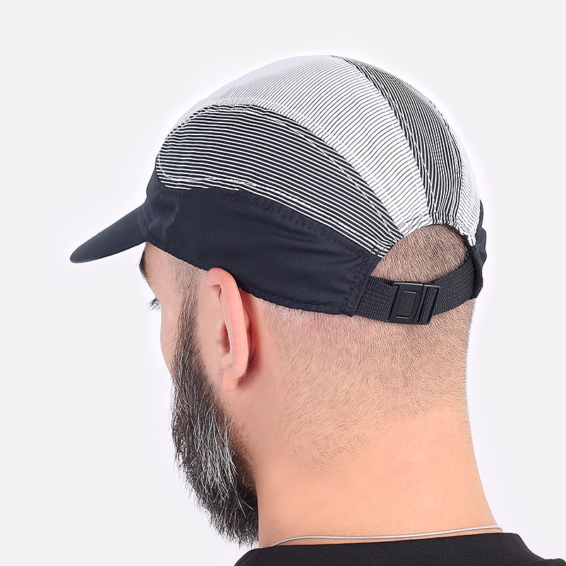 мужская черная кепка Jordan Quai 54 Tailwind DM4970-010 - цена, описание, фото 3