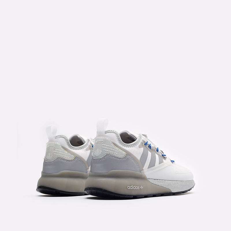 белые кроссовки adidas ZX 2K Boost GY1208 - цена, описание, фото 3