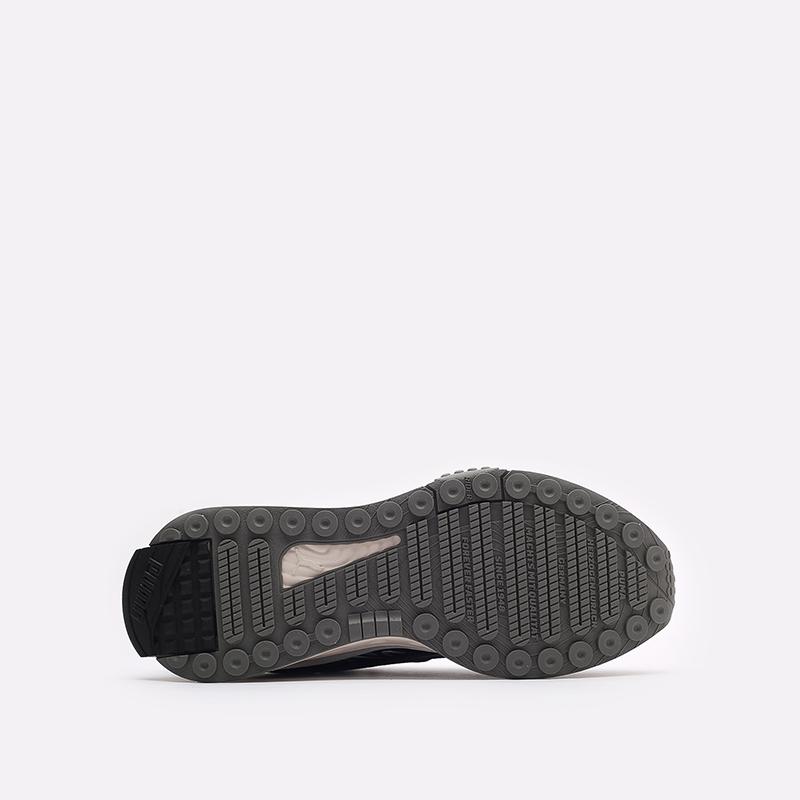мужские черные кроссовки PUMA Wild Rider Tecno 38159602 - цена, описание, фото 5