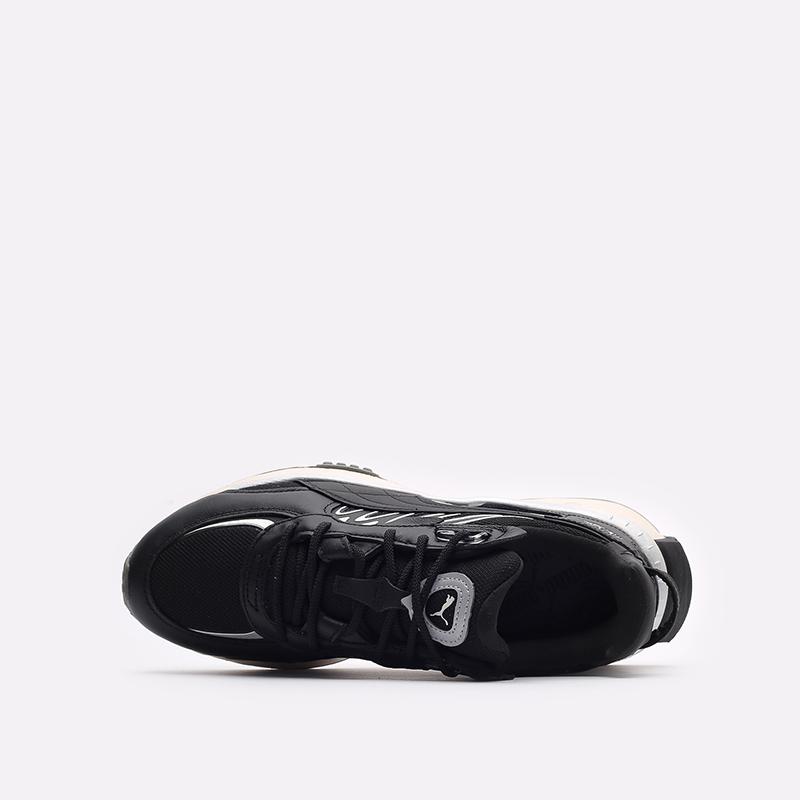 мужские черные кроссовки PUMA Wild Rider Tecno 38159602 - цена, описание, фото 6