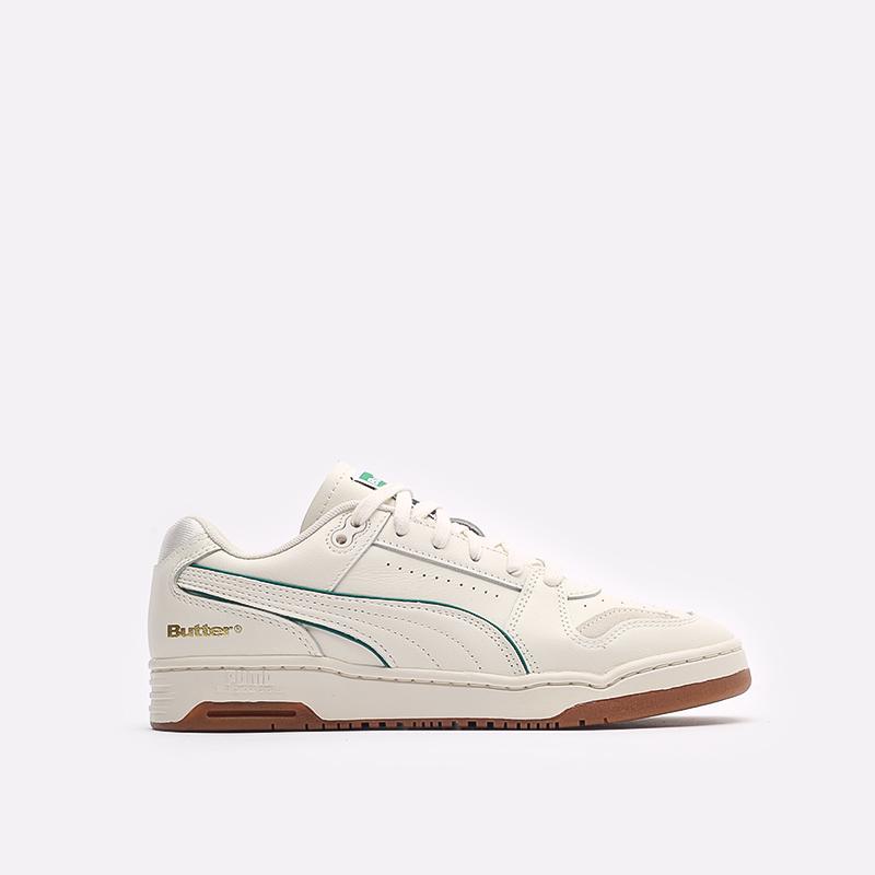 мужские бежевые кроссовки PUMA x Butter Slipstream Lo Butter Goods 38178701 - цена, описание, фото 1