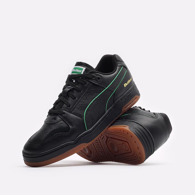 мужские черные кроссовки PUMA x Butter Slipstream Lo Butter Goods 38178702 - цена, описание, фото 2