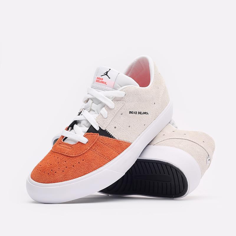 мужские бежевые кроссовки Jordan Series.02 DJ0417-101 - цена, описание, фото 2