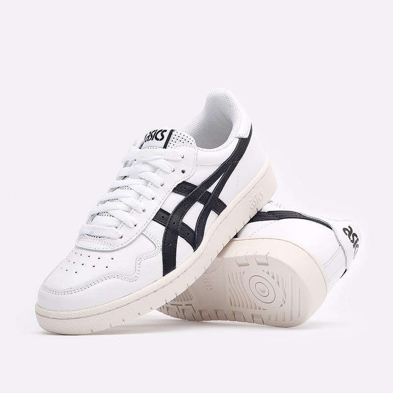 мужские белые кроссовки ASICS Japan S 1201A382-101 - цена, описание, фото 2