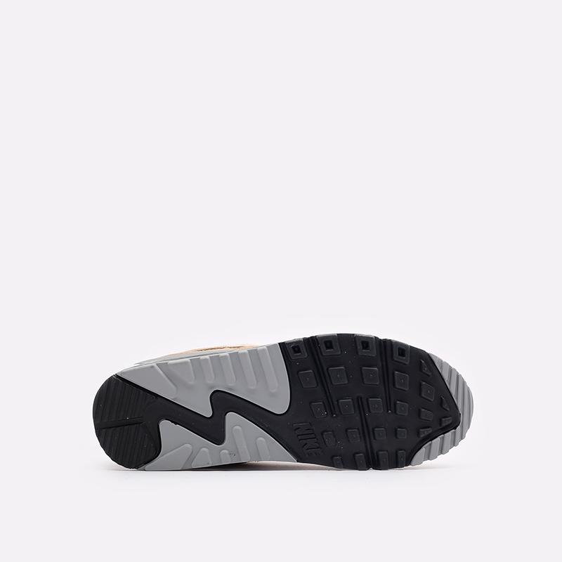 бежевые кроссовки Nike Air Max 90 PRM DA1641-201 - цена, описание, фото 5