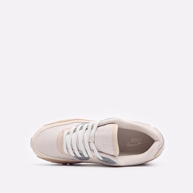 бежевые кроссовки Nike Air Max 90 PRM DA1641-201 - цена, описание, фото 6