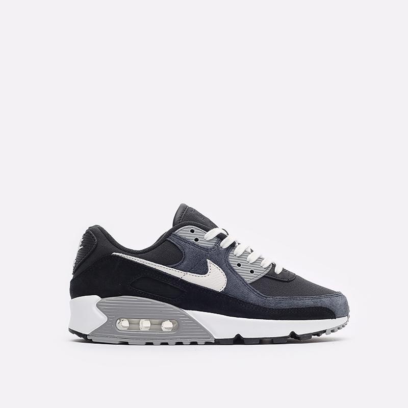 черные кроссовки Nike Air Max 90 PRM DA1641-003 - цена, описание, фото 1