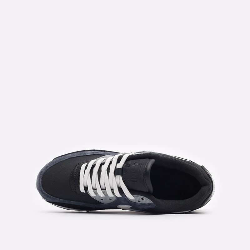 черные кроссовки Nike Air Max 90 PRM DA1641-003 - цена, описание, фото 6
