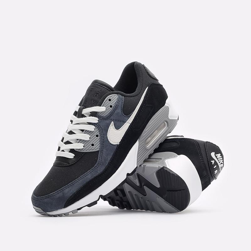 черные кроссовки Nike Air Max 90 PRM DA1641-003 - цена, описание, фото 2