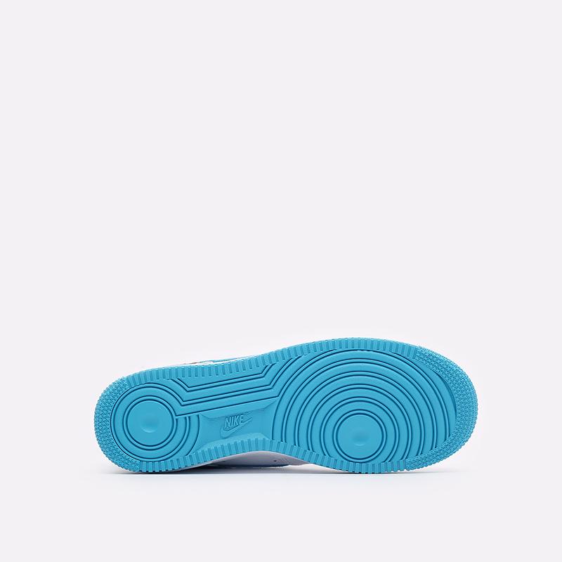 мужские белые кроссовки Nike Air Force 1 '07 DJ7998-100 - цена, описание, фото 5