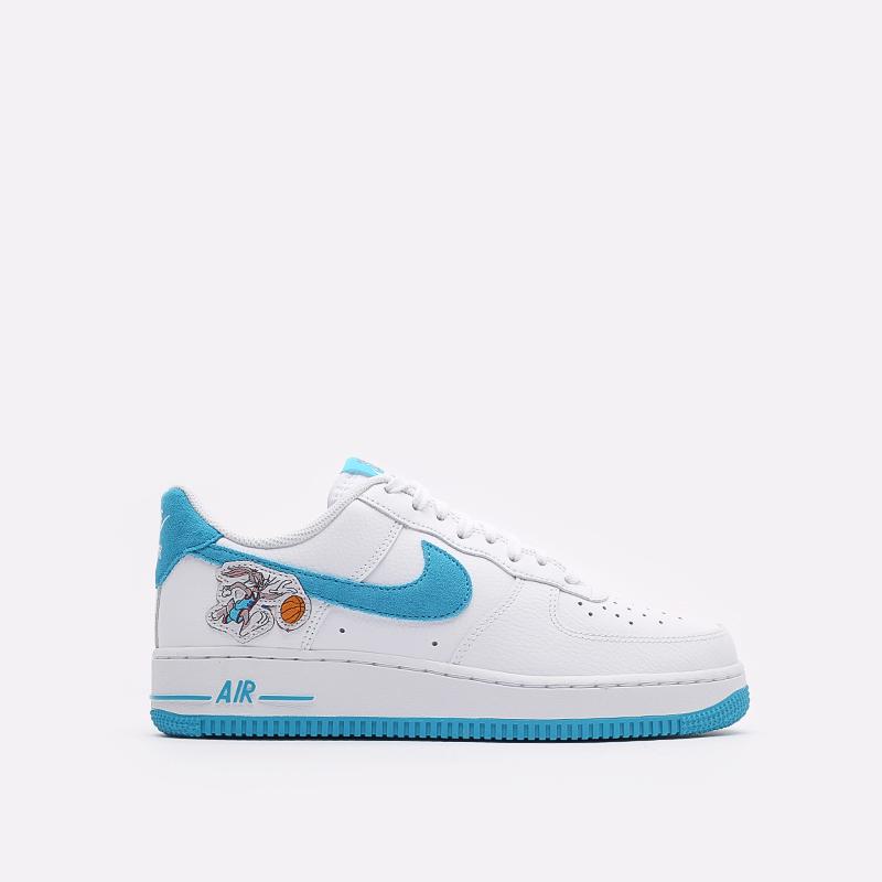 мужские белые кроссовки Nike Air Force 1 '07 DJ7998-100 - цена, описание, фото 1