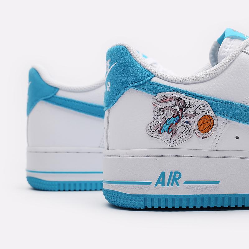 мужские белые кроссовки Nike Air Force 1 '07 DJ7998-100 - цена, описание, фото 8